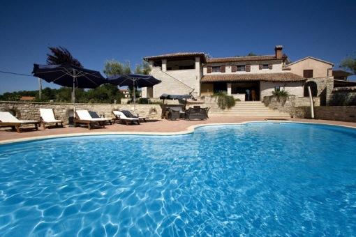 Villa in Kroatien