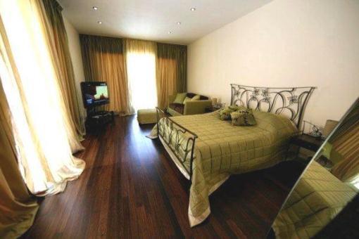 Korcula-Schlafzimmer