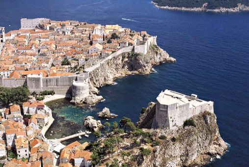 Traditionelles Haus in Dubrovnik