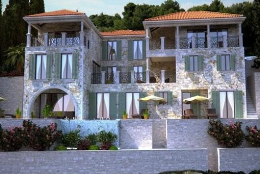 Stilvolle Villa für Visionäre