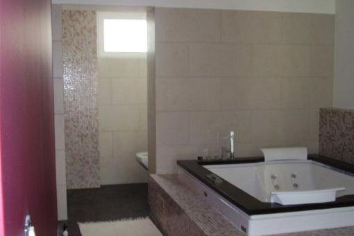Luxus-badezimmer-split