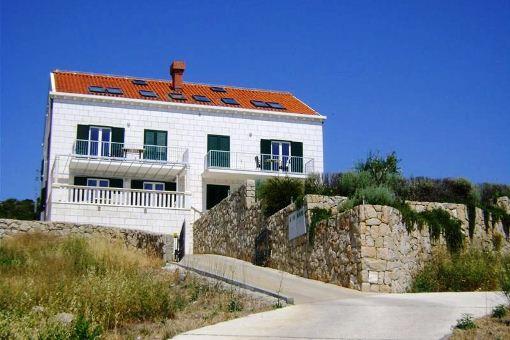 Große Villa mit drei separaten Apartments in Dubrovnik