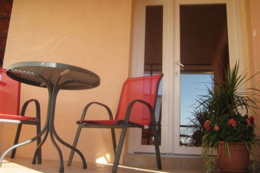 Balkon-Apartment-Zadar