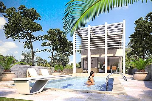 Moderne luxusvilla kaufen  Villa Šibenik-Knin: Moderne Luxusvilla mit Pool in Kroatien kaufen