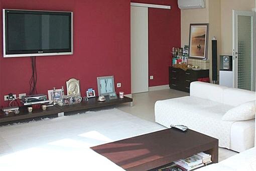 wohnung split penthouse wohnung mit meerblick in kroatien kaufen. Black Bedroom Furniture Sets. Home Design Ideas