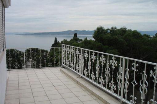 Terrasse mit Meerblick